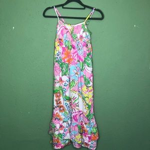 Lilly Pulitzer for Target Maxi Dress 7/8